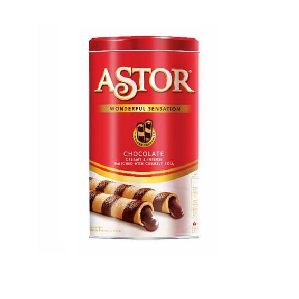 [Mã GRO1SALE03 giảm 15K đơn 99K] Bánh quế Astor Chocolate 330g