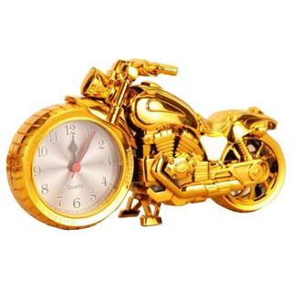 Đồng hồ báo thức để bàn hình chiếc xe mô tô siêu ngầu