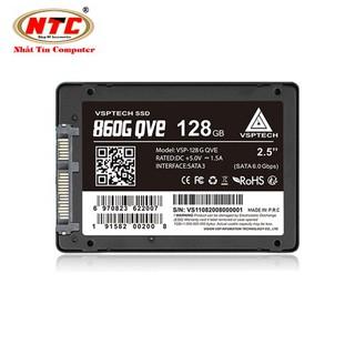 Ổ cứng SSD VSPTECH 860G QVE dung lượng 128GB - tốc độ ghi 420MB s đọc 500MB s (Đen) thumbnail