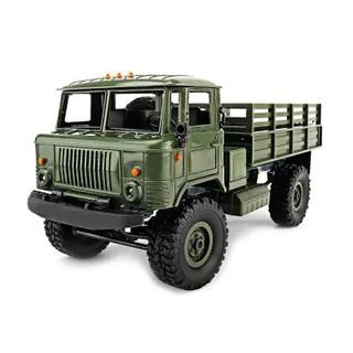 Xe ô tô tải quân sự 2 cầu GAZ 66 (Màu xanh bộ đội)
