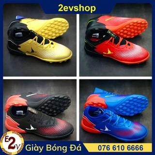 Giày đá bóng thể thao nam Mira Lux 20.3 Colorful hot trend, giày đá banh cỏ nhân tạo chất lượng – 2EV