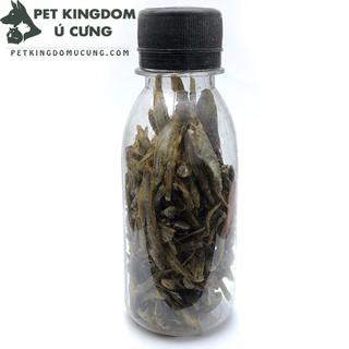 Cá sấy khô cho pet ( lọ 33 đến 35 gr ) thumbnail
