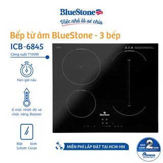 [Miễn phí lắp đặt HCM HN] Bếp Âm Từ Đa Vùng Nấu BlueStone ICB-6845 (7100W) thumbnail