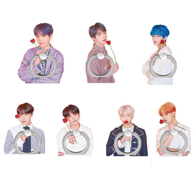 Mobile phone stand BTS KPOP Same paragraph Concert support wholesale