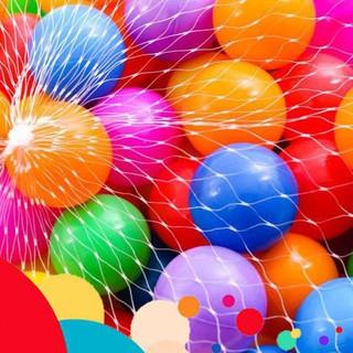 [Giá Rẻ Nhất] Túi 100 quả bóng nhựa cho bé