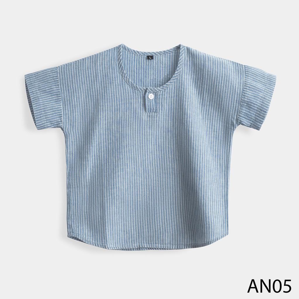 Áo Sơ Mi Cho Bé Thời Trang Bello Land - Kid's Fashion