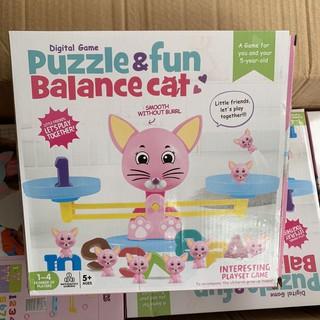 đồ chơi cân bằng toán học