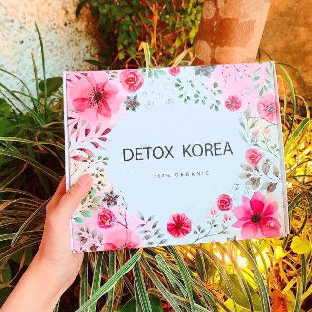 COMBOR 3 hộp detox FULL BOX.
