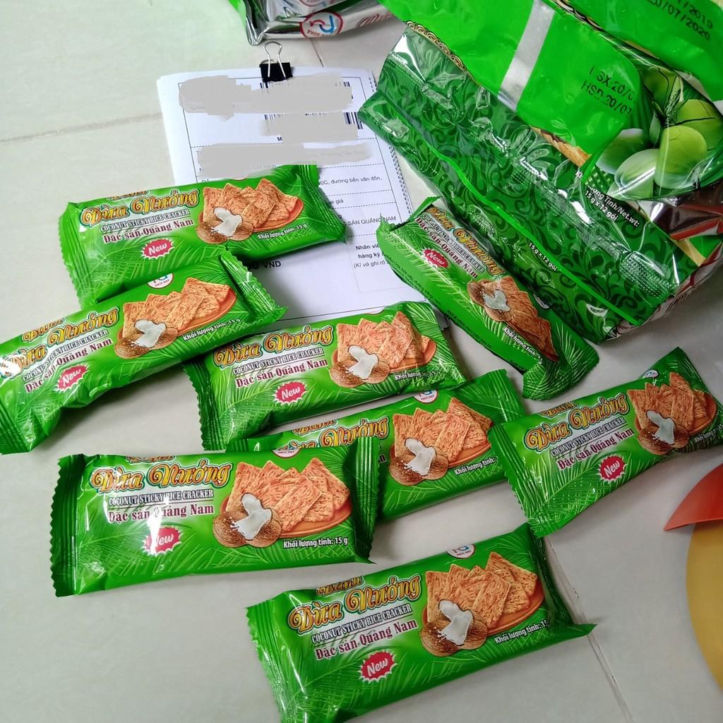 [Siêu sale siêu rẻ] BÁNH DỪA NƯỚNG ĐẶC SẢN QUẢNG NAM - loại Đặc Biệt Ngon (date mới) - Đồ ăn vặt - SuperMint