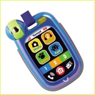 [Mẫu Hot] Đồ chơi treo xe đẩy Smartphone xanh cho các bé