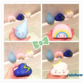 ✪B-B1pc Vinyl Baby Children´s Bathroom Water Sprinkling Bath Toy Children Gift