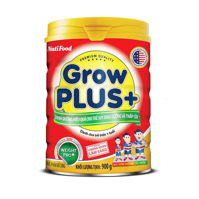 Sữa bột NutiFood GrowPLUS+ Đỏ Suy Dinh Dưỡng Lon 900G - 14000089 , 1995183223 , 322_1995183223 , 369000 , Sua-bot-NutiFood-GrowPLUS-Do-Suy-Dinh-Duong-Lon-900G-322_1995183223 , shopee.vn , Sữa bột NutiFood GrowPLUS+ Đỏ Suy Dinh Dưỡng Lon 900G