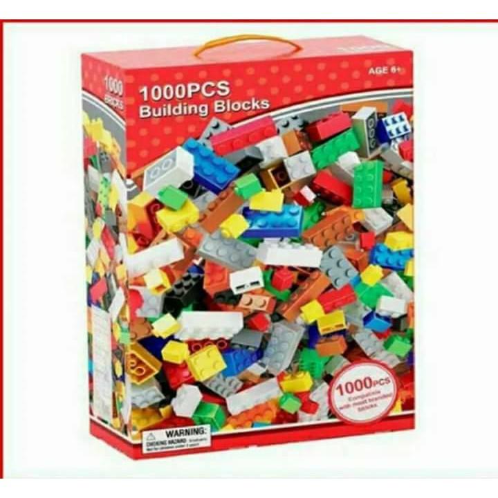 BỘ ĐỒ CHƠI XẾP HÌNH LEGO 1000 CHI TIẾT DÀNH CHO BÉ YÊU - 3597304 , 1112931167 , 322_1112931167 , 200000 , BO-DO-CHOI-XEP-HINH-LEGO-1000-CHI-TIET-DANH-CHO-BE-YEU-322_1112931167 , shopee.vn , BỘ ĐỒ CHƠI XẾP HÌNH LEGO 1000 CHI TIẾT DÀNH CHO BÉ YÊU