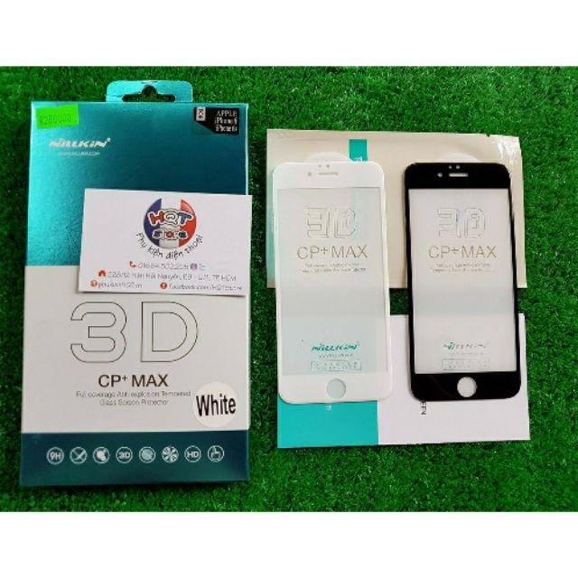 Kính cường lực full màn CP+Max iPhone 7G/8G/7plus/8plus iPhone X