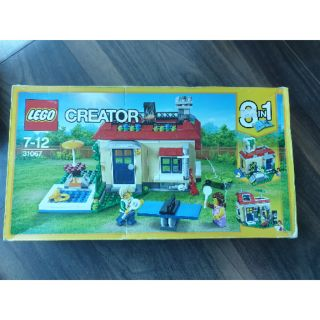 LEGO chính hãng Creator 31067 Modular Poolside Holiday