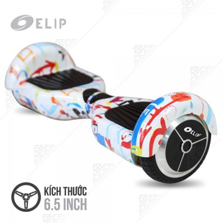 [Nhập TYON12194 Giảm 10K] Xe Cân Bằng Điên Bánh 6.5 Inch Bluetooth