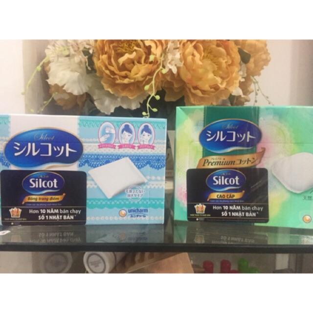 Bông tẩy trang Silcot hàng Nhật chính hãng - 2467826 , 151305523 , 322_151305523 , 35000 , Bong-tay-trang-Silcot-hang-Nhat-chinh-hang-322_151305523 , shopee.vn , Bông tẩy trang Silcot hàng Nhật chính hãng