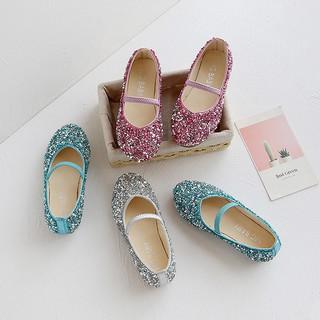 giày bé gái giày búp bê cho bé gái công chúa lấp lánh cho bé gái dễ thương 952 5.0 thumbnail