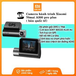 Camera hành trình Xiaomi 70mai A500 (Bản Quốc Tế)