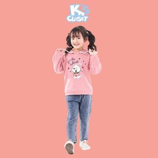 Áo Hoodie Cho Bé Gái (1 - 9 Tuổi) K's Closet E089TEF
