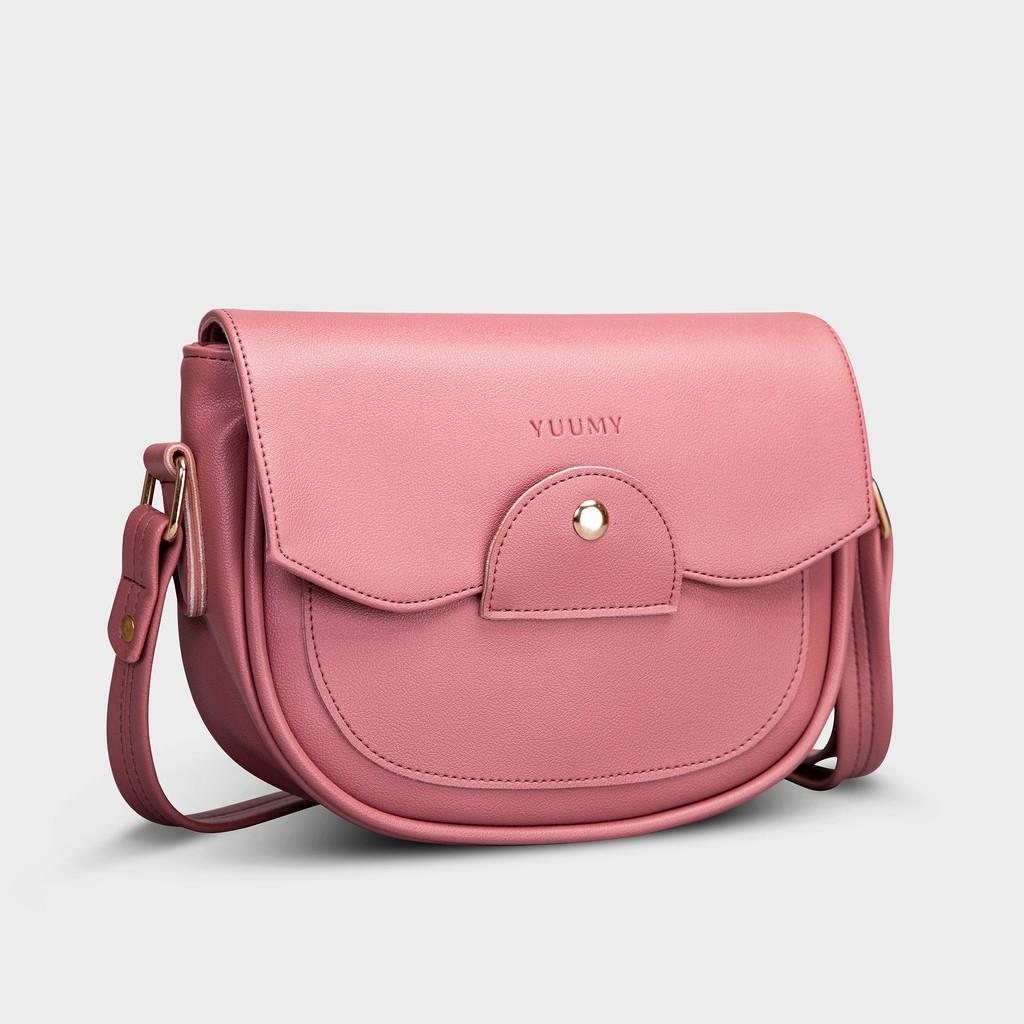 Túi đeo chéo thời trang nữ YUUMY YN46 nhiều màu