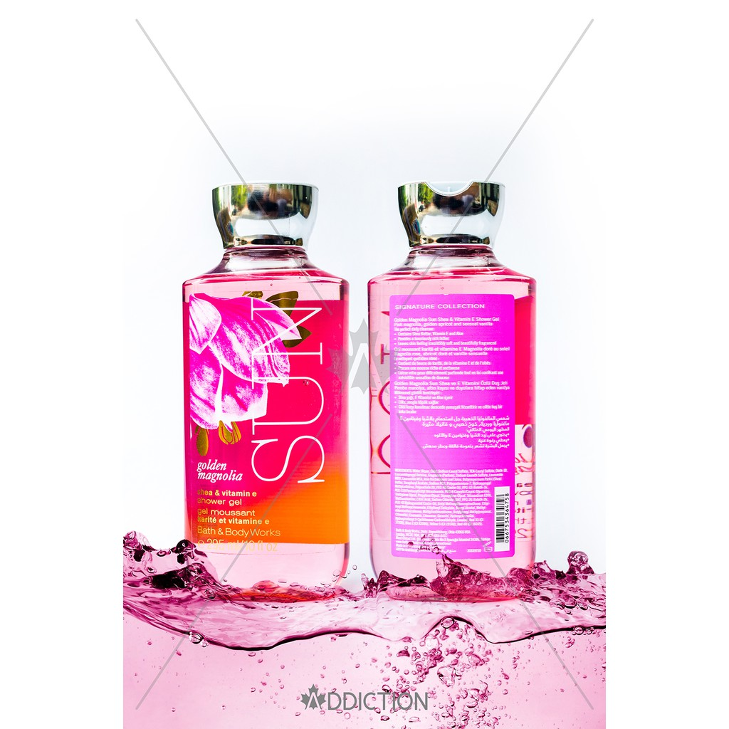Sữa tắm SIGNATURE COLLECTION Golden magnolia SUN – Bath & Body Works (295ml) - 3401057 , 717909646 , 322_717909646 , 165000 , Sua-tam-SIGNATURE-COLLECTION-Golden-magnolia-SUN-Bath-Body-Works-295ml-322_717909646 , shopee.vn , Sữa tắm SIGNATURE COLLECTION Golden magnolia SUN – Bath & Body Works (295ml)