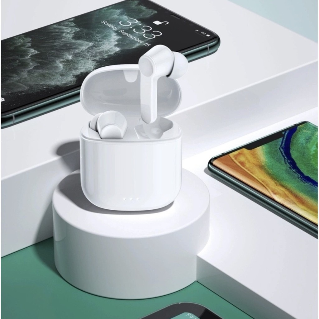 Remax TWS-7 Tai Nghe Bluetooth Mini True Wireless V5.0 kết nối từng tai độc lập