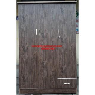 Tủ 3 buồng nhựa đài loan TA323 – Hà Nội