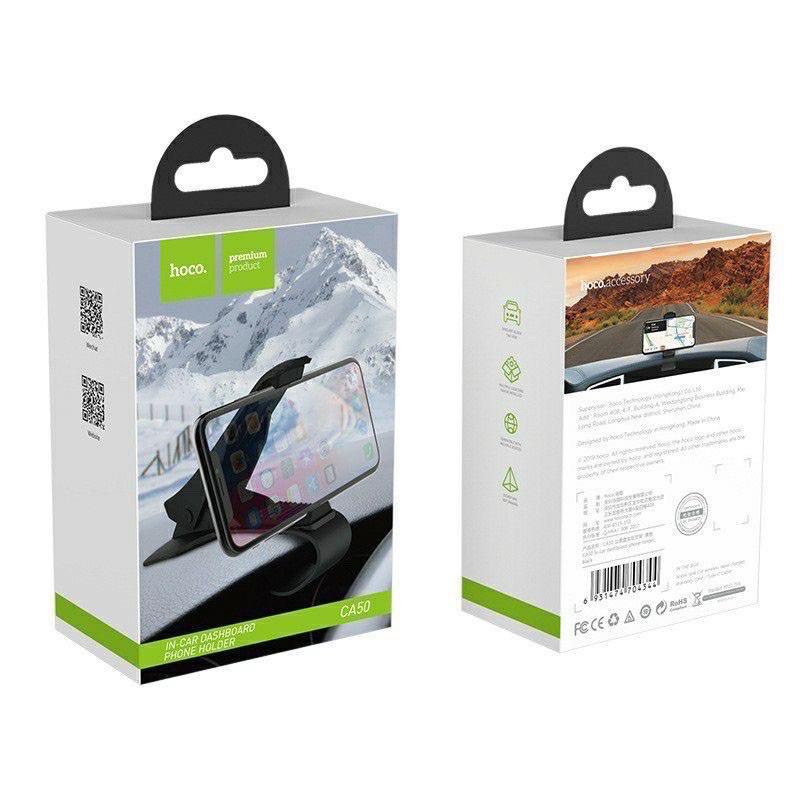 Giá Đỡ Điện Thoại Kẹp Taplo Xe Hơi TIỆN DỤNG HOCO CA50 chính hãng