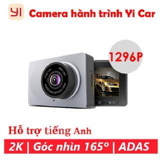 Yêu Thích[TIẾNG ANH] Camera hành trình Xiaomi Yi car DVR 1296p Yi Dash