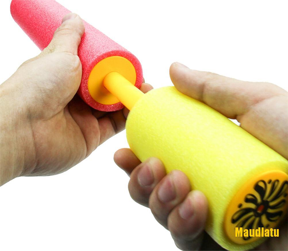 Maudlatu❀Foam Water Gun Light Weight Soaker Blaster Water Shooter Toy Pool Party Supplies