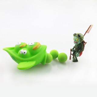 PVZ Plants Vs Zombies Peashooter ของเล่นสำหรับเด็ก # 12