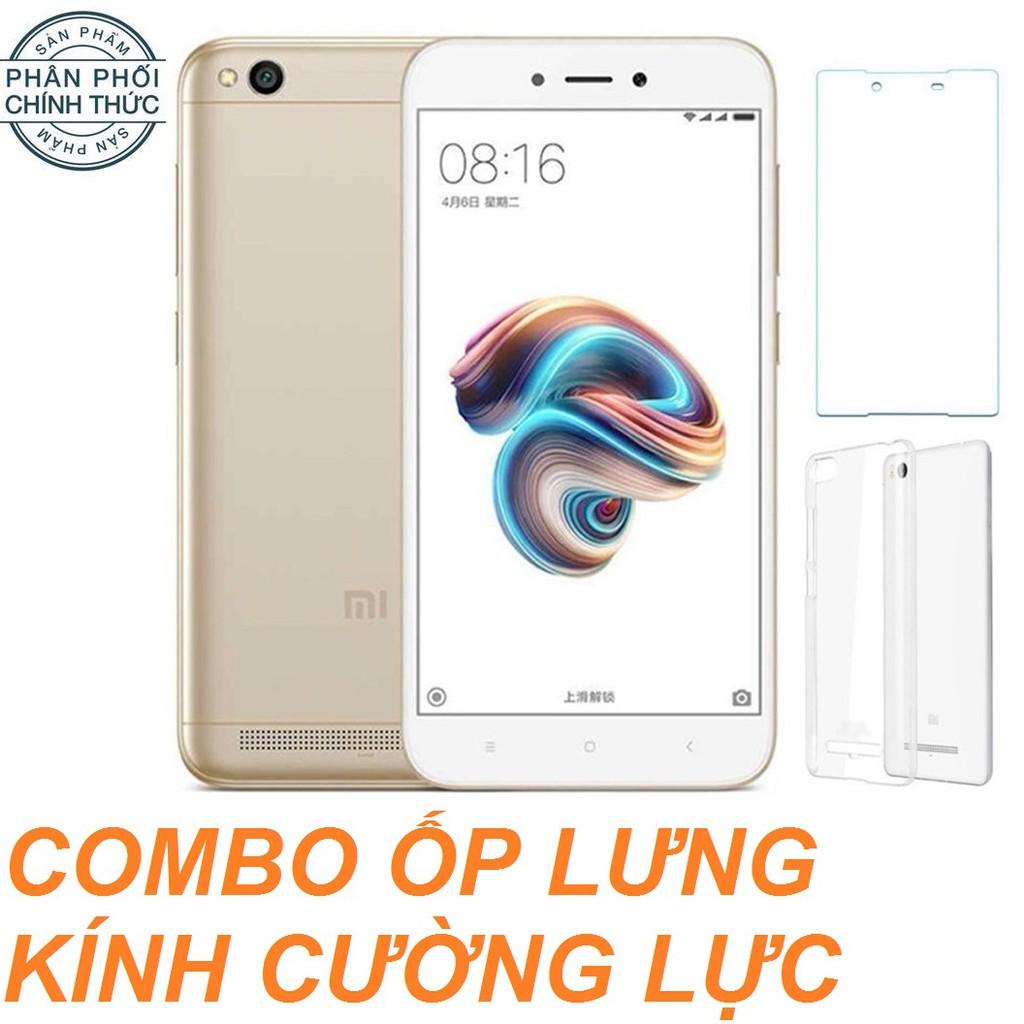 ĐIện thoại Xiaomi Redmi 5A 16GB Ram 2GB + Ốp lưng + Cường lực - Hãng phân phối chính thức - 2974336 , 1091607414 , 322_1091607414 , 2090000 , DIen-thoai-Xiaomi-Redmi-5A-16GB-Ram-2GB-Op-lung-Cuong-luc-Hang-phan-phoi-chinh-thuc-322_1091607414 , shopee.vn , ĐIện thoại Xiaomi Redmi 5A 16GB Ram 2GB + Ốp lưng + Cường lực - Hãng phân phối chính th