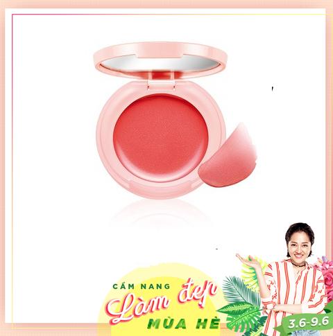 Kem má hồng DHC Cream Cheek Color PK01