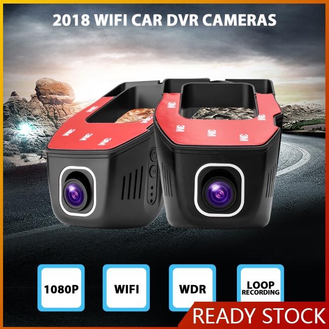 1080P Mini WIFI Car DVR Cameras Dash Cam Video Recorder Car