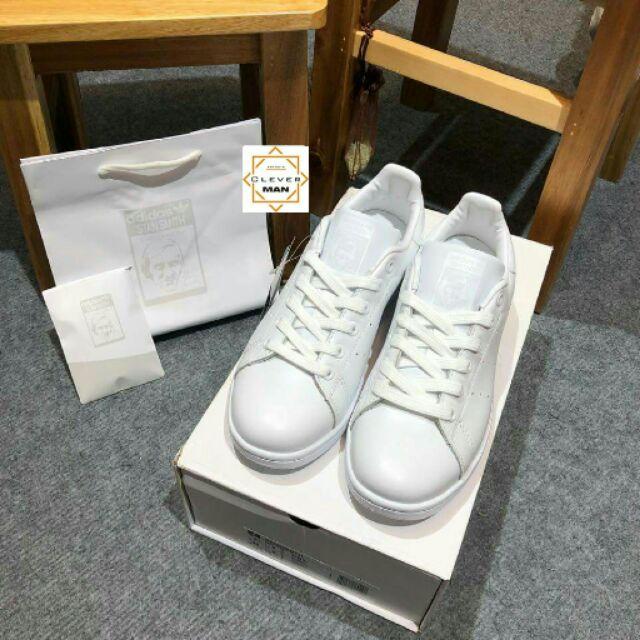 (CÓ SẴN - FULL PHỤ KIỆN) giày thể thao sneaker STAN SMITH Full white trắng - 3561096 , 1225953884 , 322_1225953884 , 1200000 , CO-SAN-FULL-PHU-KIEN-giay-the-thao-sneaker-STAN-SMITH-Full-white-trang-322_1225953884 , shopee.vn , (CÓ SẴN - FULL PHỤ KIỆN) giày thể thao sneaker STAN SMITH Full white trắng