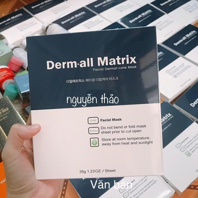Mặt nạ Dermall matrix