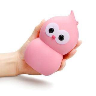 Đồ chơi bóp tay giảm stress hình con cú đáng yêu squishy
