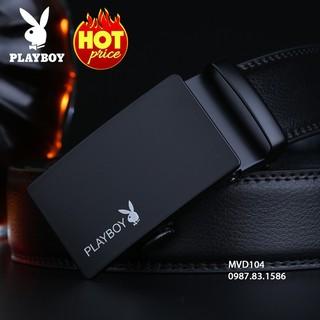 Thắt Lưng Nam Da Bò PlayBoy