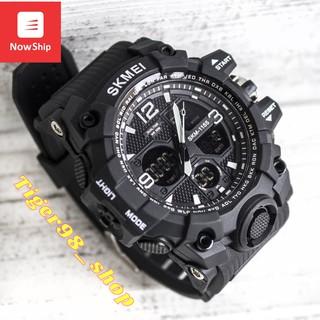 Đồng hồ nam SKMEI 1155B điện tử thể thao chính hãng đa chức năng siêu bền chống nước