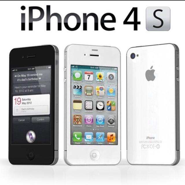 Điện Thoại Iphone 4S - Quốc Tế Chính Hãng 16G,8G