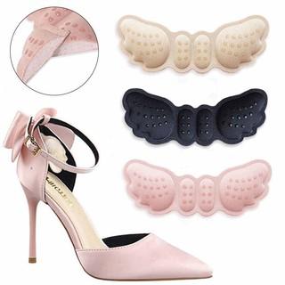 Miếng lót giày FREESHIP Miếng lót giày silicon hình cánh bướm có gai êm chân, hút mồ hôi 9541 thumbnail