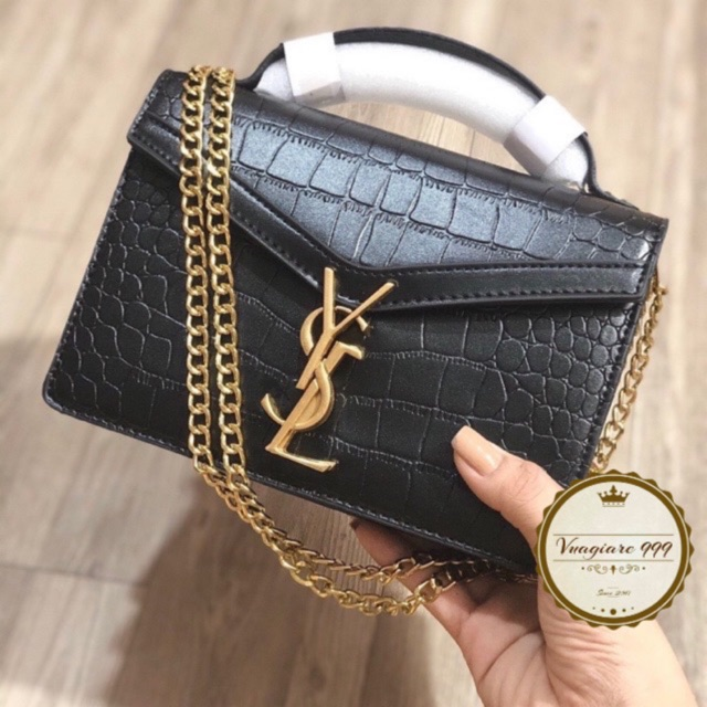 Túi xách đeo chéo nữ đẹp cao cấp YOLORA DC60