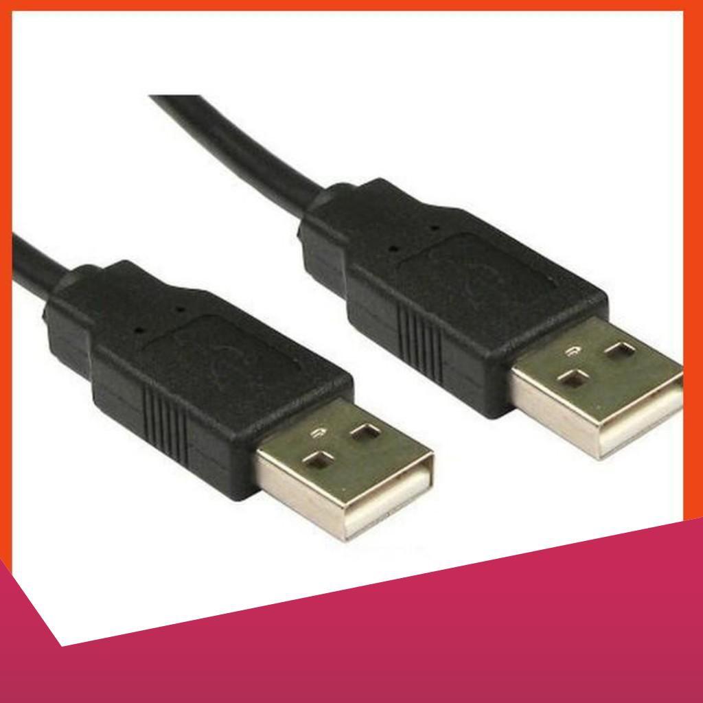 Cáp USB hai đầu đực dài Giá chỉ 54.000₫