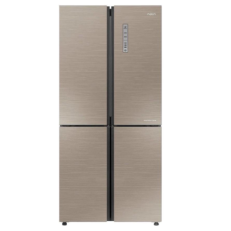Tủ lạnh Aqua Inverter 516 lít AQR-IG525AM GG (SHOP CHỈ BÁN HÀNG TRONG TP HỒ CHÍ MINH)