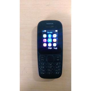 Điện thoại Nokia 105 Single sim 2017 (TA1010) chính hãng thumbnail