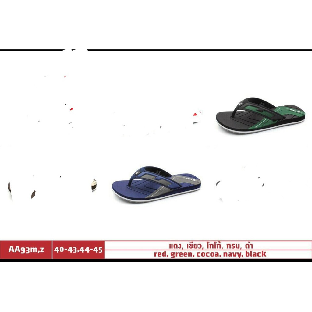 Dép nam Kito thái lan siêu êm chân  AA93