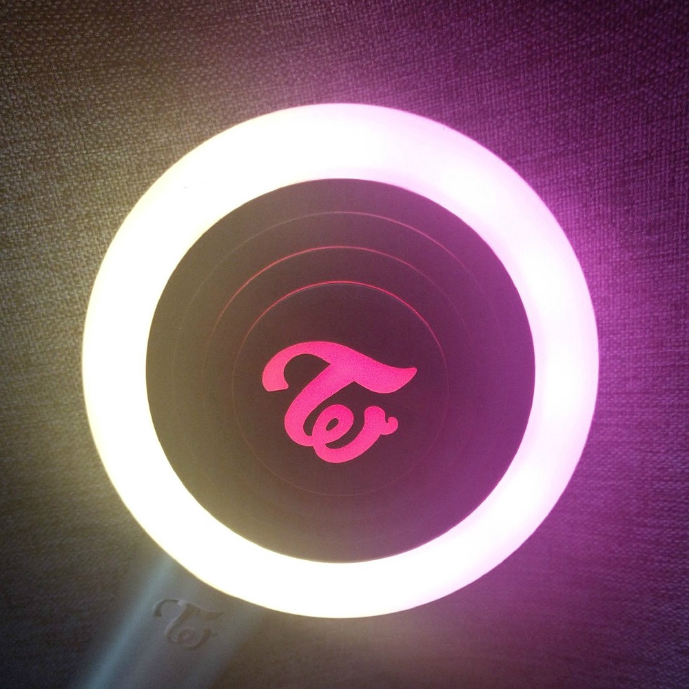 TWICE Official CANDY BONGZ Ver2 Concert Light Stick - TWICE
