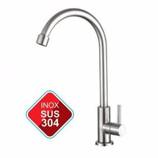 vòi rửa chén inox SUS 304