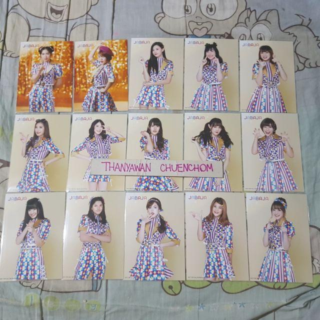 BNK48 รูปสุ่มอัลบั้ม jabaja